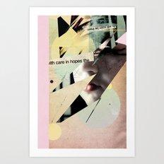 Forgotten Favourite Art Print
