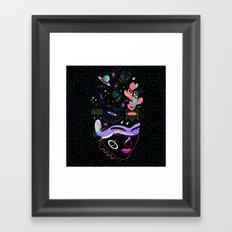 B O R E A L Framed Art Print