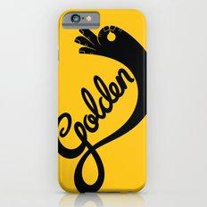 Golden! Slim Case iPhone 6s