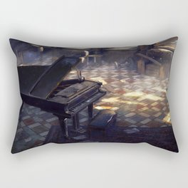 Seaside Ballroom Rectangular Pillow