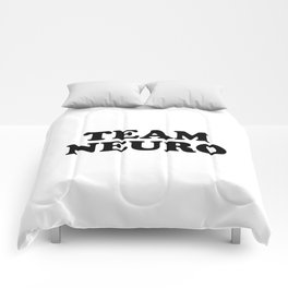 TEAM NEURO Comforters