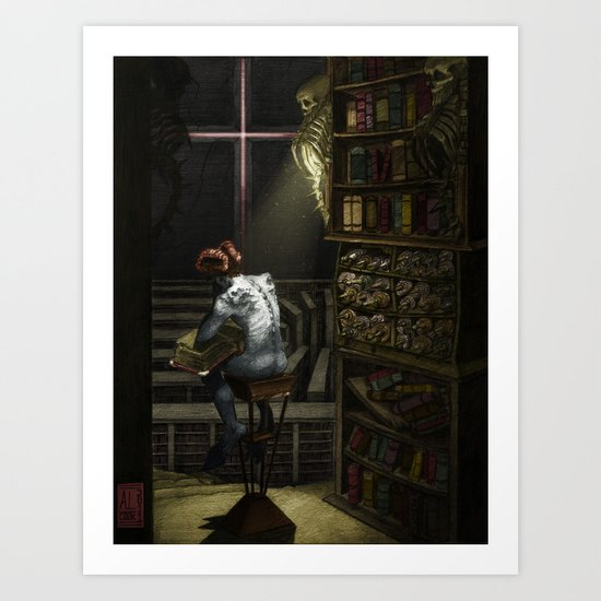 Miserere Art Print