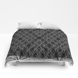 GS Geometric Abstrac 07AM Comforters