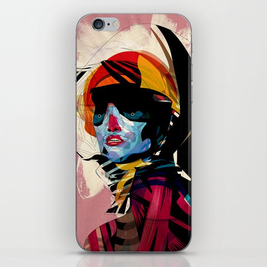51112 iPhone & iPod Skin