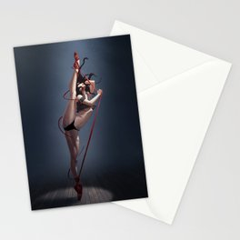 Pale Moonlight Stationery Cards