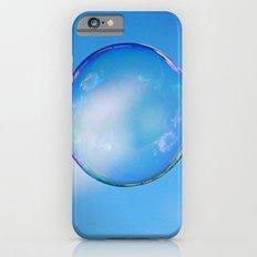 Single Floating Bubble iPhone 6s Slim Case