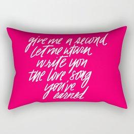 U-Turn Rectangular Pillow