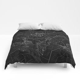 Bat Attack Comforters