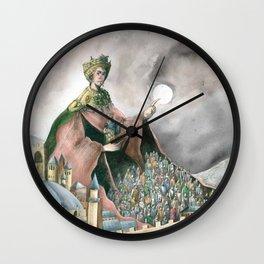 Theodora of Byzantine Wall Clock