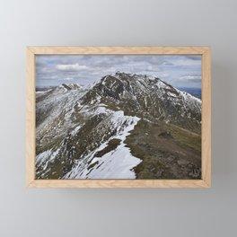 Ben Lawers Framed Mini Art Print
