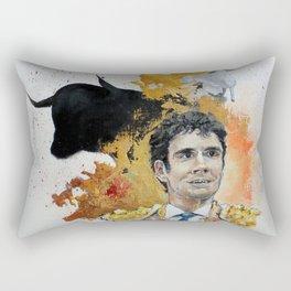 José Tomás- Torero Rectangular Pillow