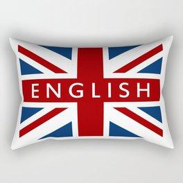 Great Britain flag Rectangular Pillow