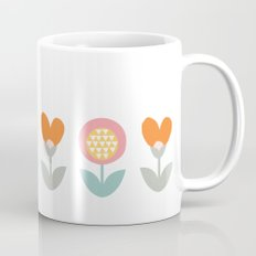 Whimsical flower print Mug