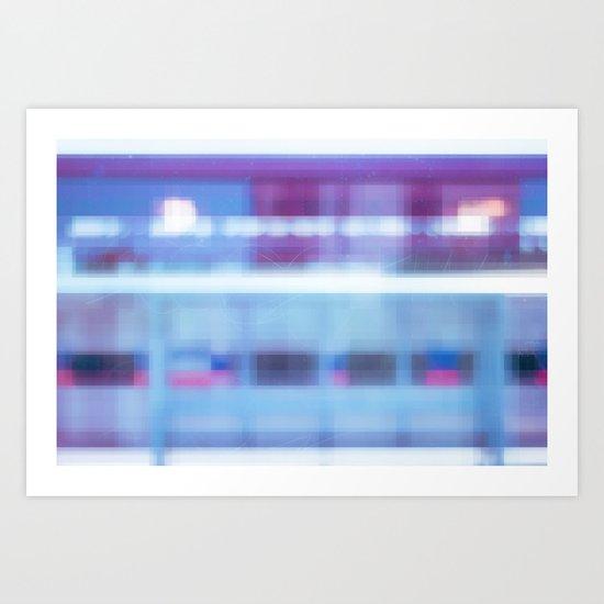Septa Art Print