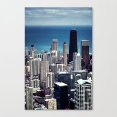 Countless Unknown Souls Canvas Print