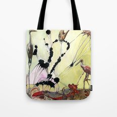 Pointy Tote Bag