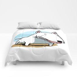Bull Terrier Comforters
