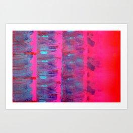 Electroshock Art Print