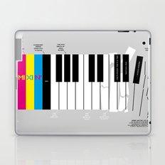 Brief History of Music Laptop & iPad Skin