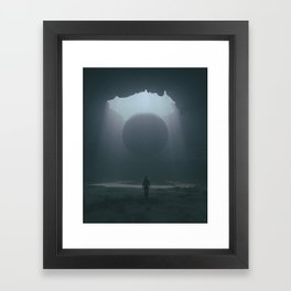 LIFTED (everyday 02.03.17) Framed Art Print