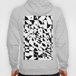 Fractured Structure Hoody