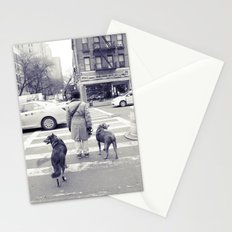 don't walkies... Stationery Cards