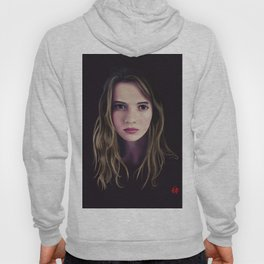 Mysterious Girl Hoody