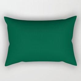UK British Racing Green Motor Racing Rectangular Pillow