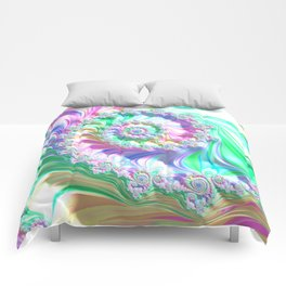 Saltwater Taffy Comforters