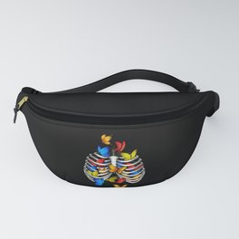 Butterflies in my stomach Fanny Pack