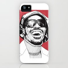Stevie Wonder Slim Case iPhone (5, 5s)
