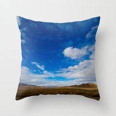 And, Oh, The Vast Beauty Of This World Throw Pillow