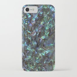 Abalone Shell | Paua Shell | Natural iPhone Case