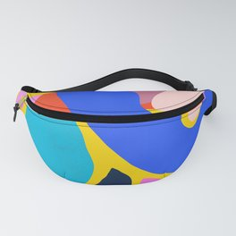 Unbridled Enthusiasm - Shapes and Layers no.38 Fanny Pack