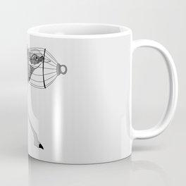 Cowardice Coffee Mug