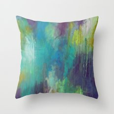 Visions of Spring Throw Pillow