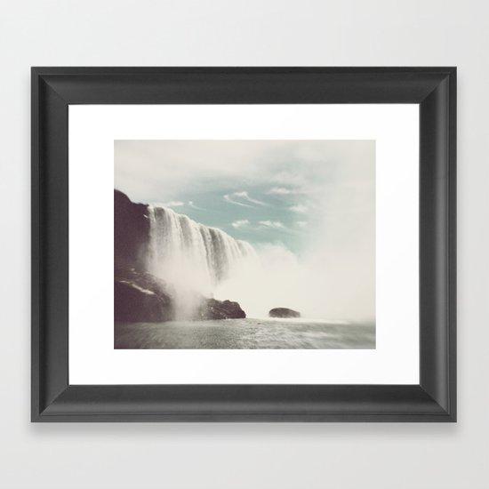 Niagara Framed Art Print
