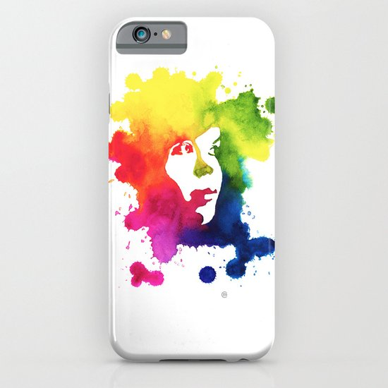 Ink Portrait iPhone & iPod Case