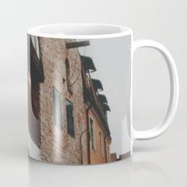 Charming houses of Visby, Island of Gotland, Sweden Coffee Mug
