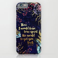 ACOMAF - Torn Apart The World Slim Case iPhone 6s