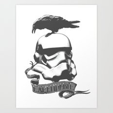 Vader's Expendables Art Print