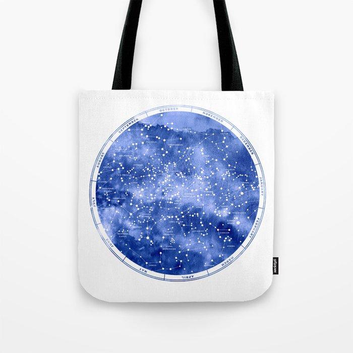 Northern Stars Tote Bag