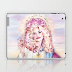 Saint Dolly Parton  Laptop & iPad Skin