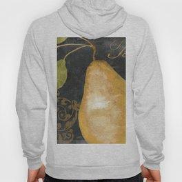 Melange Pear Hoody