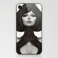 Pepper Spade iPhone & iPod Skin