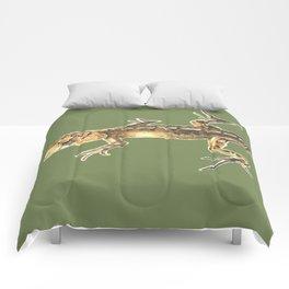 Sunbathing Rascal Comforters
