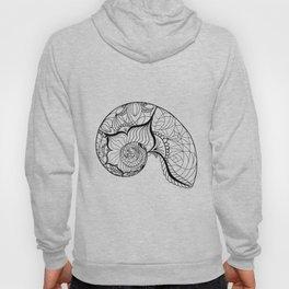 Nautilus Mandala Hoody