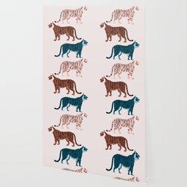 Three Tigers Wallpaper