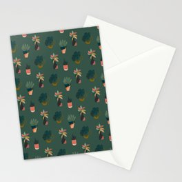 Grow Your Own Way (Dark) Stationery Cards