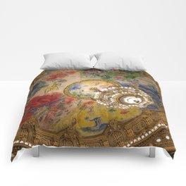 Opera Garnier Paris Comforters